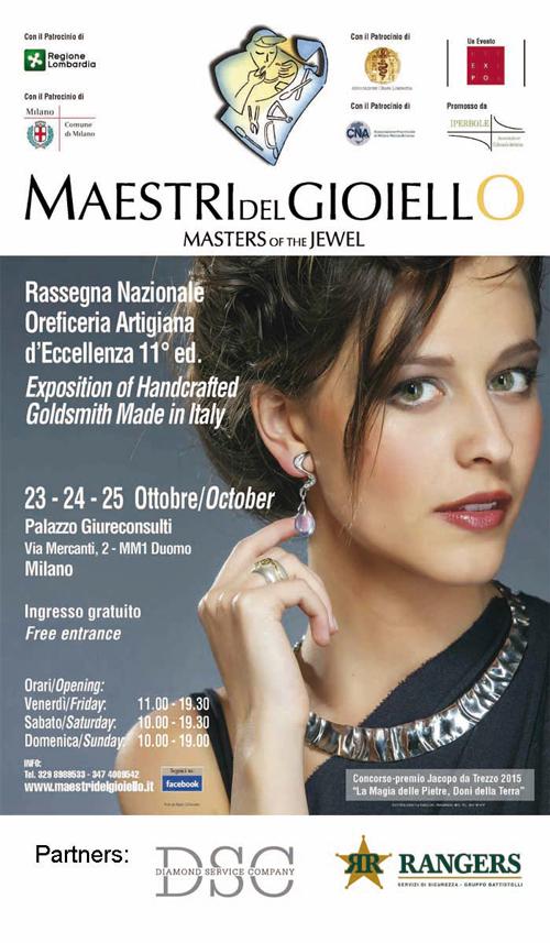 Maestri del Gioiello 2015